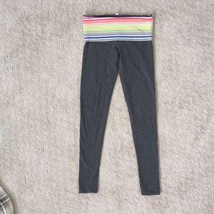 Victoria's Secret Rainbow Legging